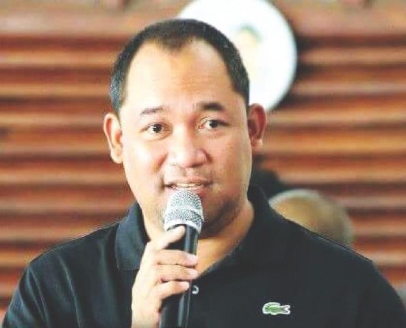 Vice Governor Carlo Loreto.