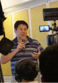 Former Mayor of Tacloban, Alfred S. Romuladez