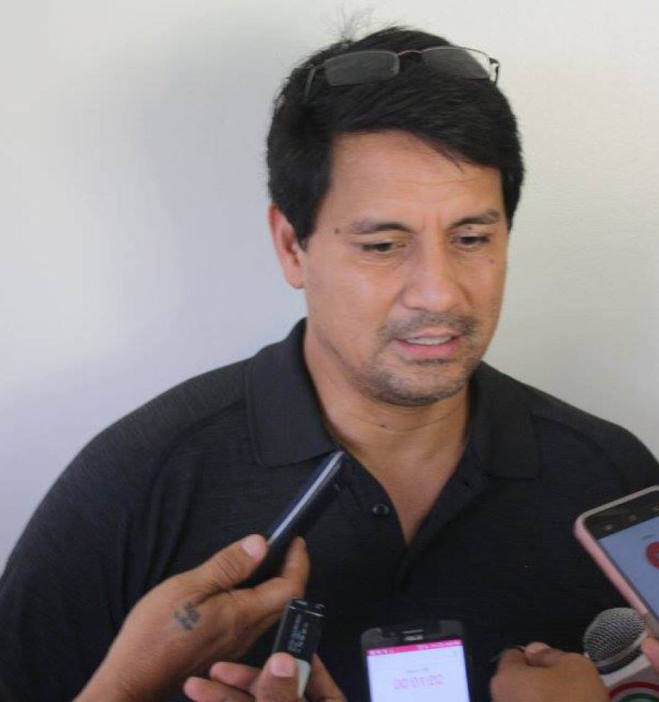 Actor-turned Ormoc City Mayor Richard Gomez said he would not lobby for him to be elected as the next chairman of the Regional Development Council. But if elected, he will prioritize addressing the poverty problem of the region. (MEL CASPE)