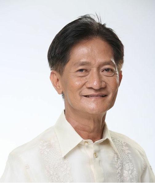 Mayor Eduardo Ong